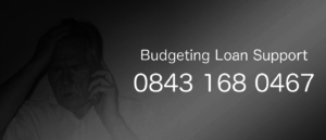 Call the Budgeting Loan Helpline Number - 0843 168 0467